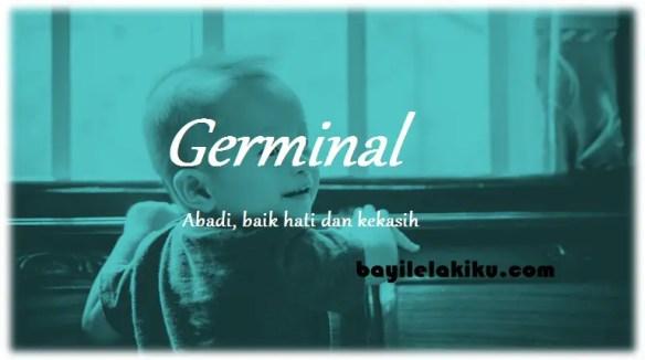 arti nama Germinal