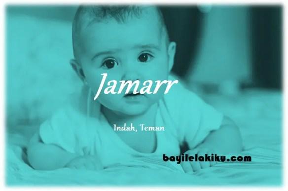 arti nama Jamarr