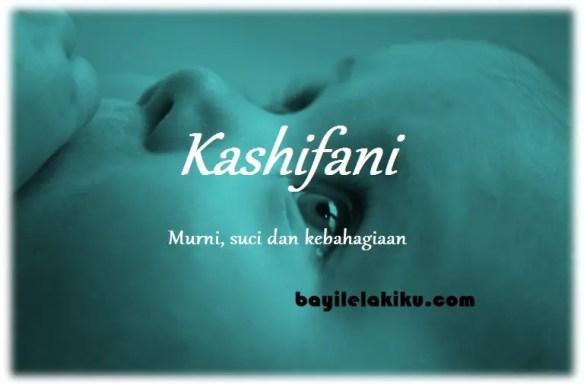 arti nama Kashifani