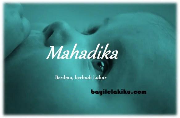 arti nama Mahadika