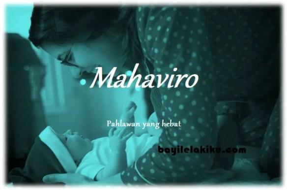 arti nama Mahaviro