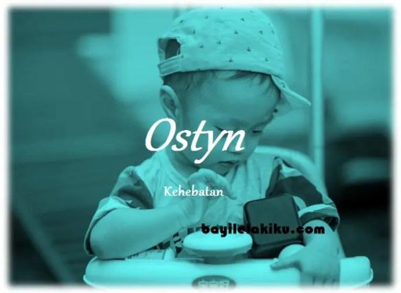arti nama Ostyn