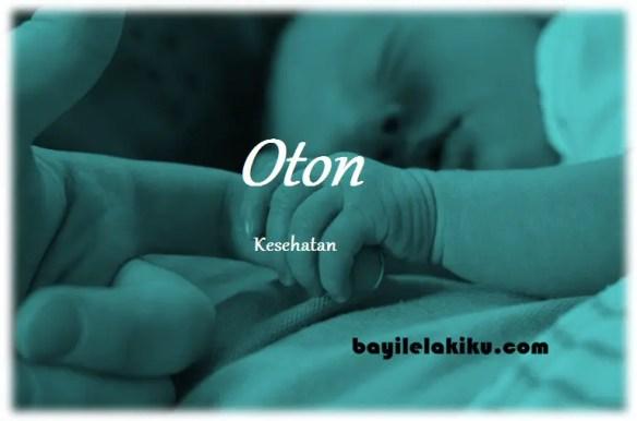 arti nama Oton