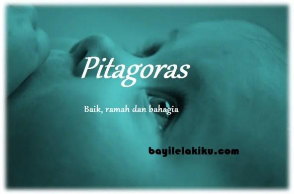 arti nama Pitagoras