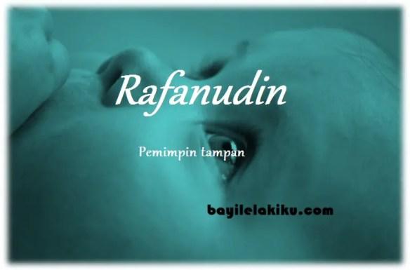 arti nama Rafanudin