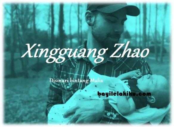 arti nama Xingguang Zhao