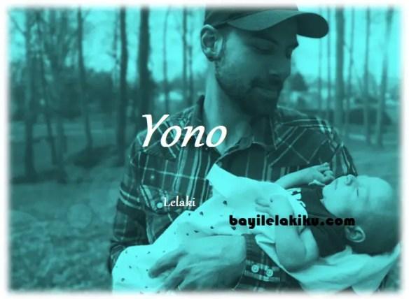 arti nama Yono