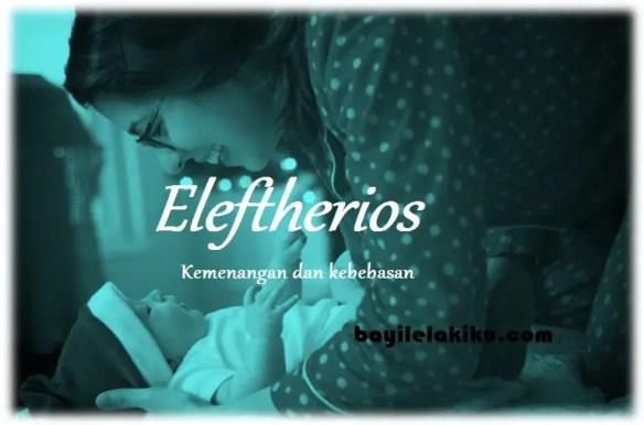 arti nama Eleftherios