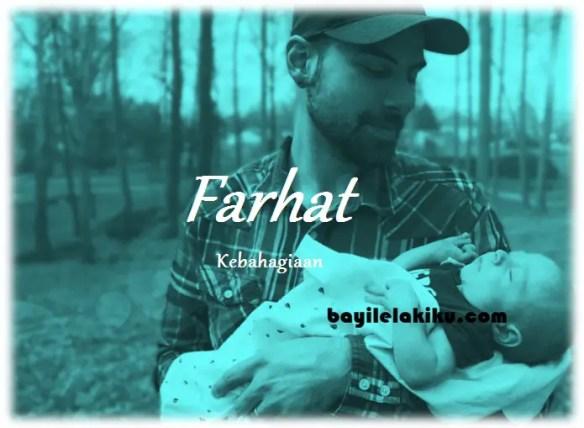 arti nama Farhat