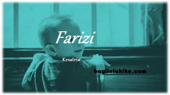 arti nama Farizi
