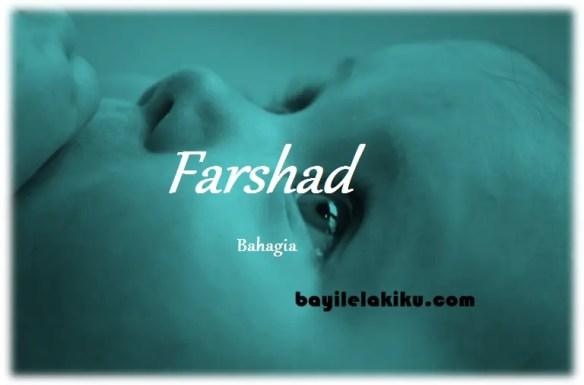 arti nama Farshad
