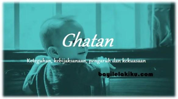 arti nama Ghatan
