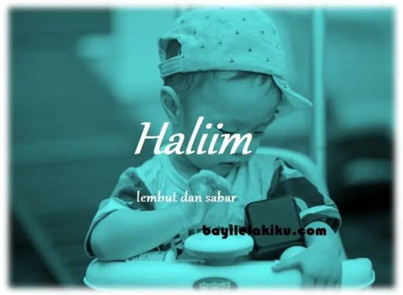 arti nama Haliim