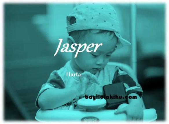 arti nama Jasper