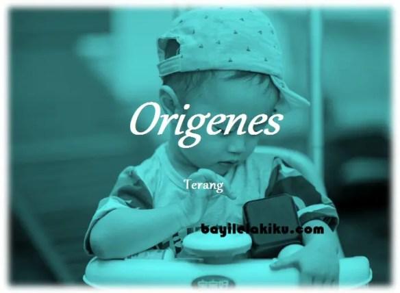 arti nama Origenes