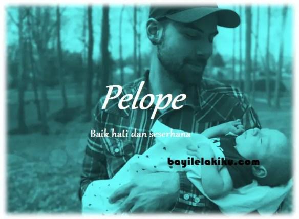 arti nama Pelope