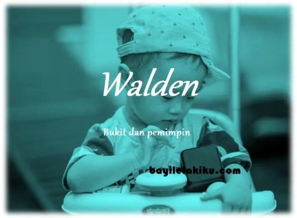 arti nama Walden
