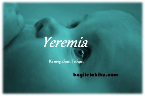 arti nama Yeremia