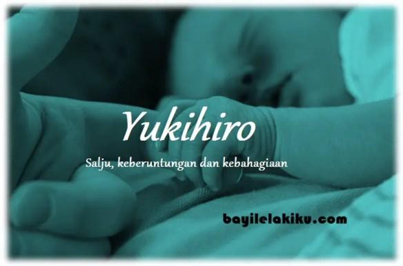 arti nama Yukihiro