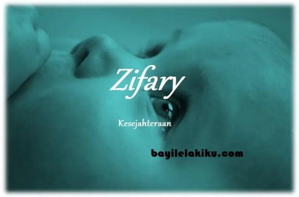 arti nama Zifary