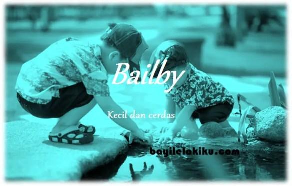arti nama Bailby