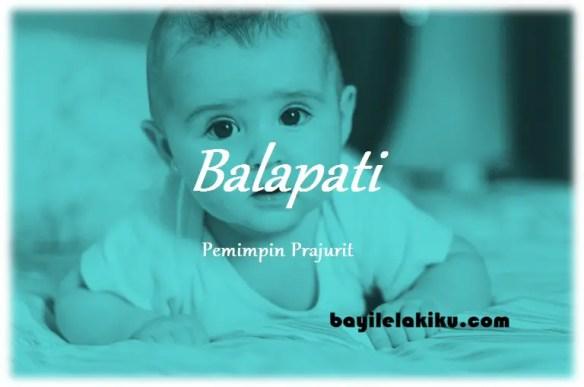 arti nama Balapati