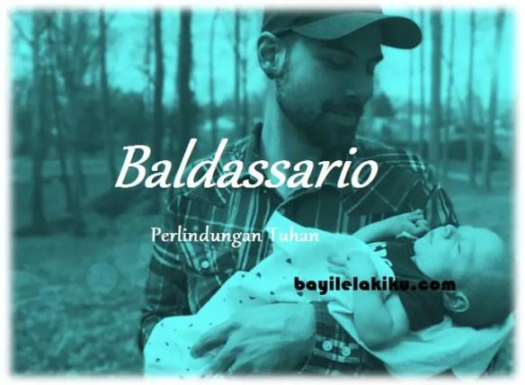 arti nama Baldassario