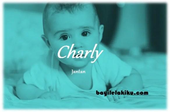 arti nama Charly