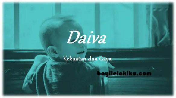 arti nama Daiva