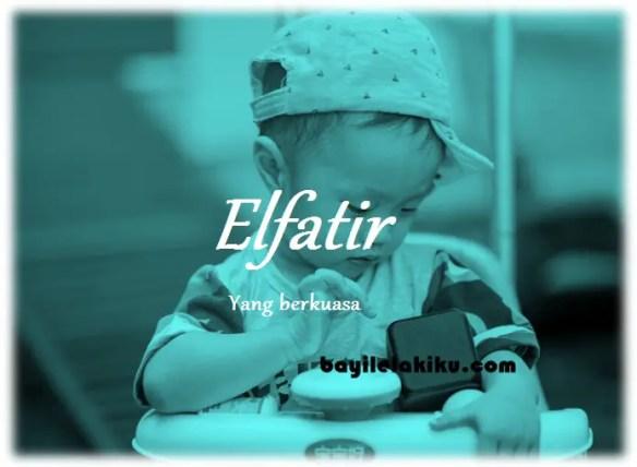 arti nama Elfatir