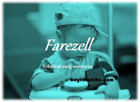 arti nama Farezell