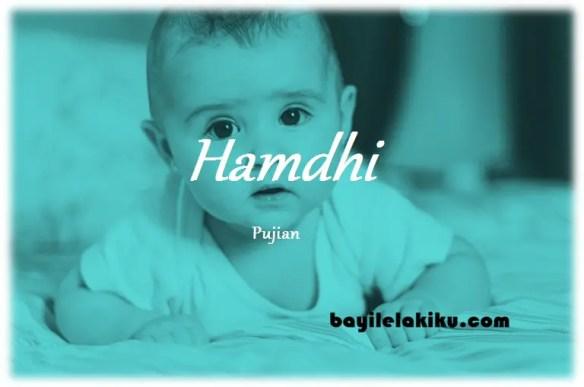 arti nama Hamdhi