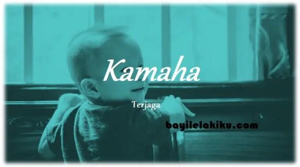 arti nama Kamaha