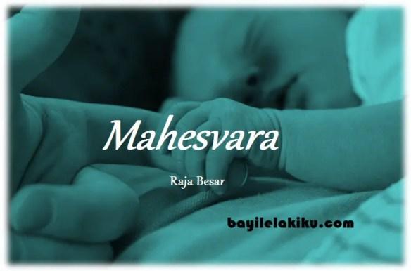 arti nama Mahesvara
