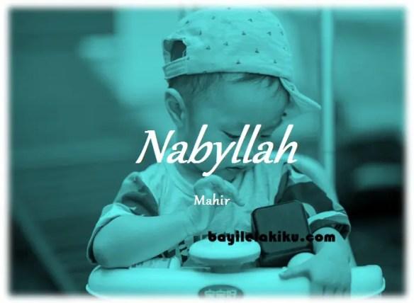 arti nama Nabyllah