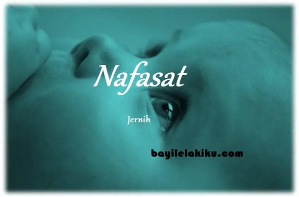 arti nama Nafasat