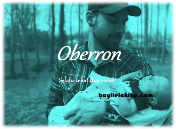 arti nama Oberron
