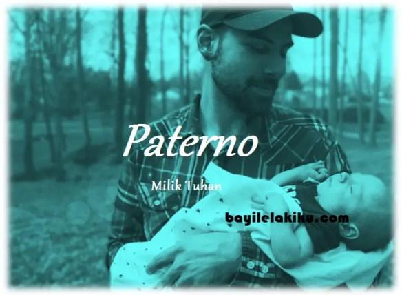 arti nama Paterno