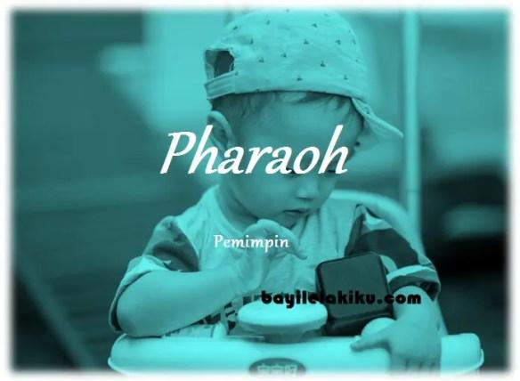 arti nama Pharaoh
