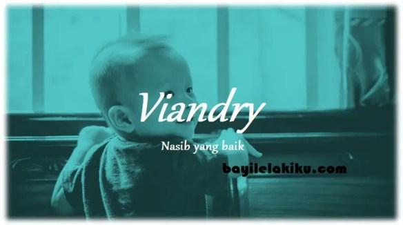 arti nama Viandry