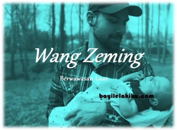 arti nama Wang Zeming