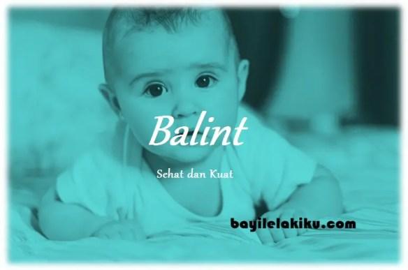 arti nama Balint