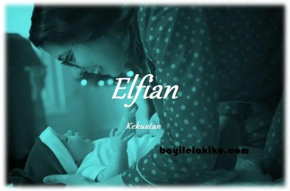 arti nama Elfian