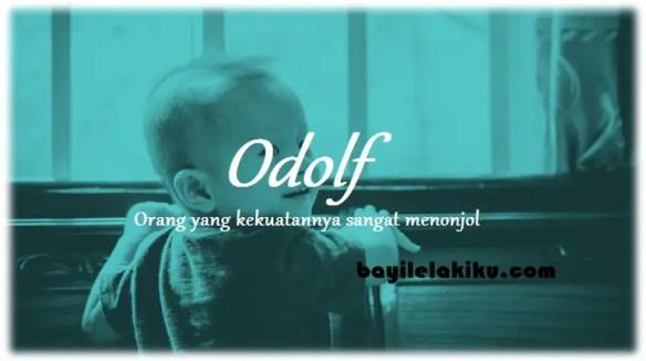 arti nama Odolf