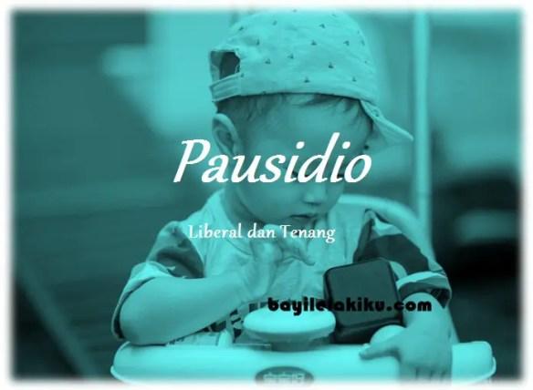 arti nama Pausidio