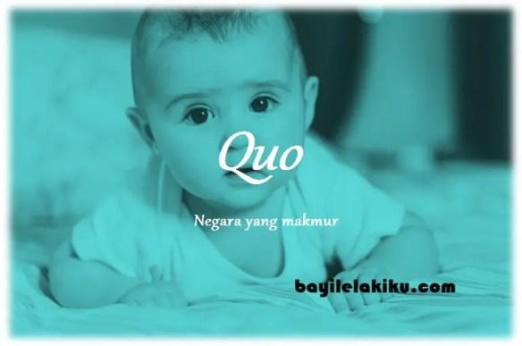 arti nama Quo