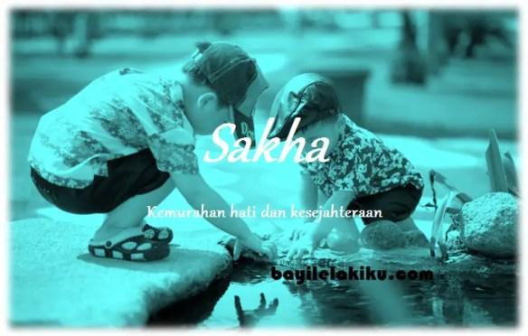 arti nama Sakha