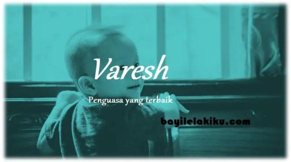arti nama Varesh