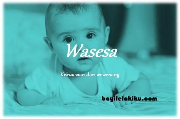 arti nama Wasesa