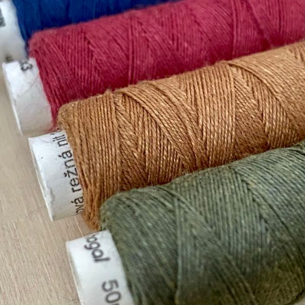linen therad for handsewing